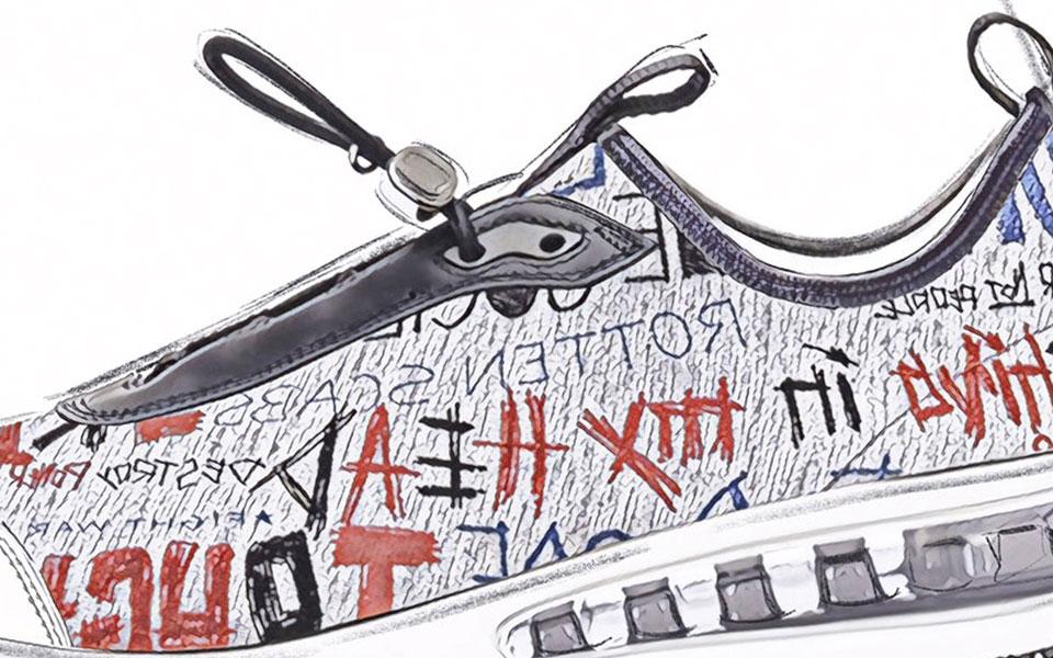Wall Grafitt Feature - Collection Man - Triesse Design