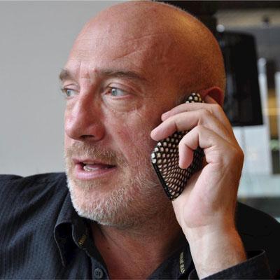 Salvador Sáez Sánchez - Manager Project - Globaltriesse Footwear Design Studio