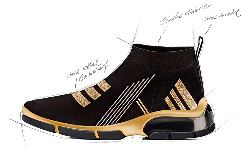 Fall Shoe Trends 2020.Footwear Trend For Women Gold Black Fall Winter 2019 2020