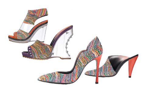 Footwear trends woman SS20 Wavyful