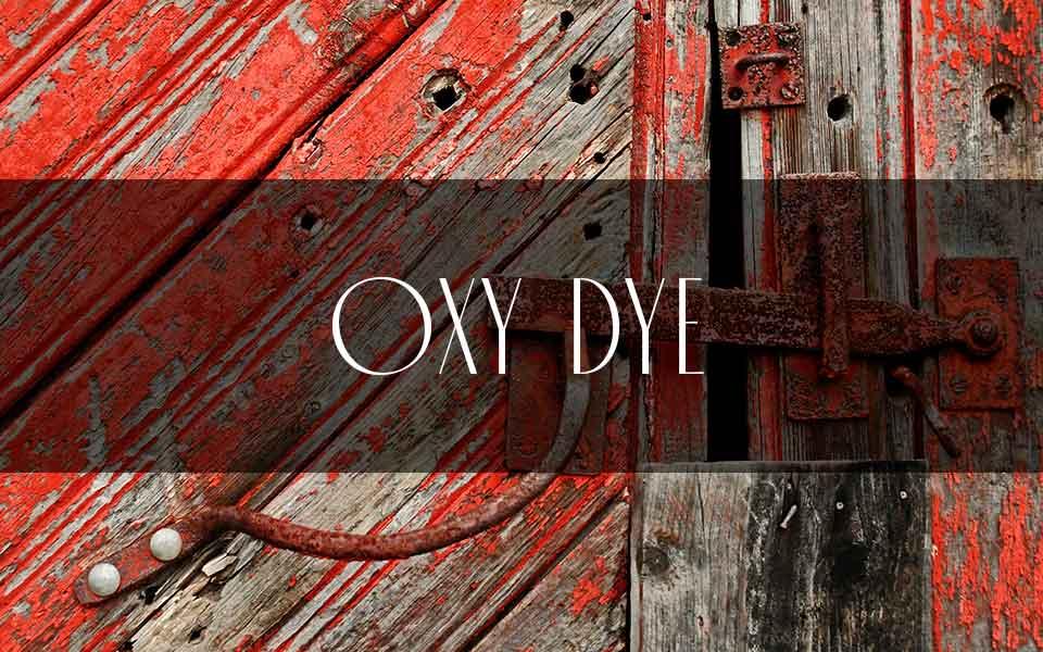 Footwear Trend SS21 Oxy Dye