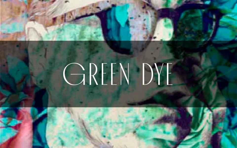 Footwear Trend SS21 Green Dye